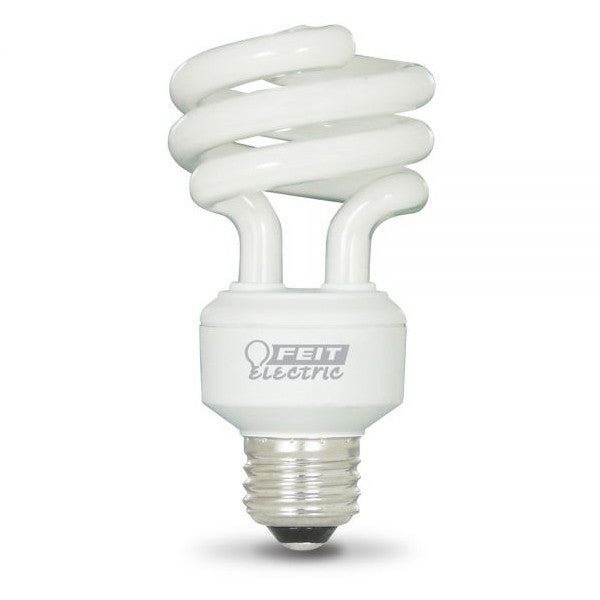 Feit 18w Compact Fluorescent Mini Twist Daylight Bulb - 75w equiv. - 6 Pack