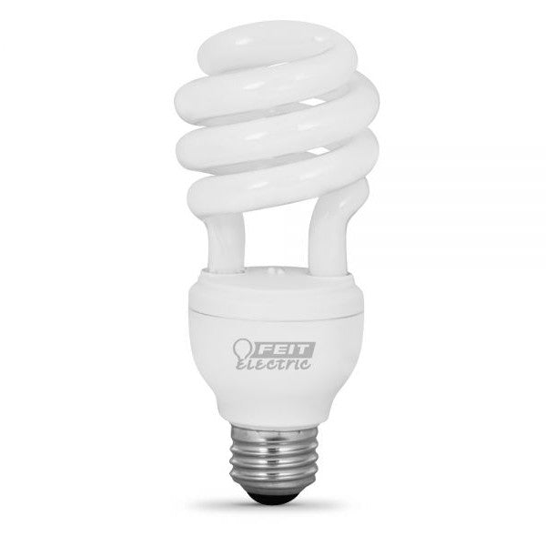 Feit 20w Compact Fluorescent Twist Soft White CFL Bulb - 75w equivalent