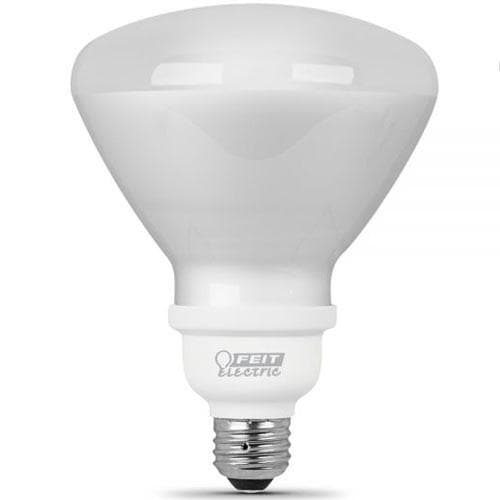 Feit 23W BR40 CFL Bulb Indoor Reflector Compact Fluorescent Lamp