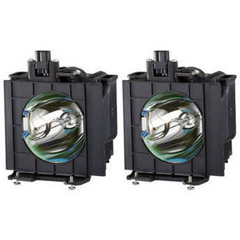 Panasonic PT-L797U LCD Projector Lamp (Twin Pack)