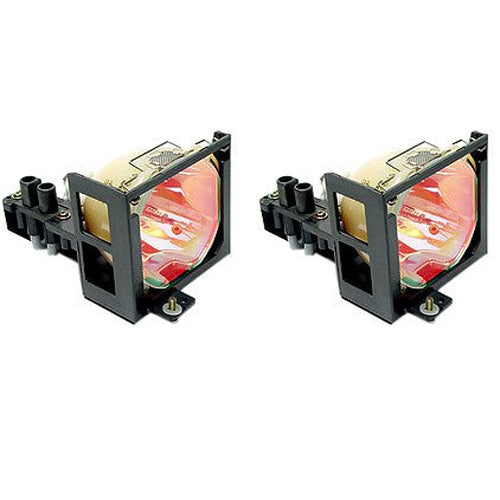 Panasonic PT-L797PX Multimedia Video Projector Lamp (Twin Pack)