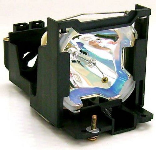 Panasonic PT-L720U Projector Housing with Genuine Original OEM Bulb