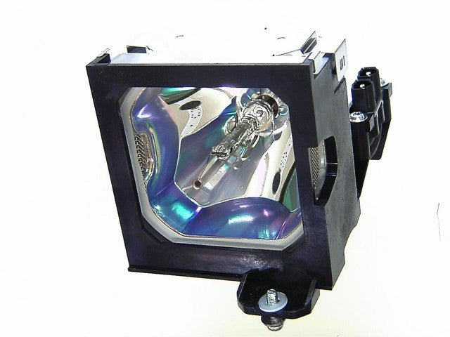 Panasonic PT-L785 Projector Housing with Genuine Original OEM Bulb