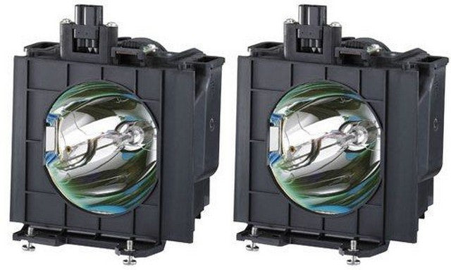 Twin PK Panasonic PT-D5100 Assembly Lamp with High Quality Projector Bulb Inside