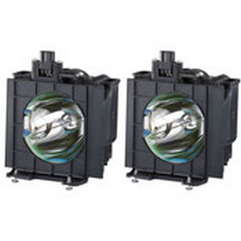Panasonic PT-D7600 Projector OEM Compatible Twin-Pack Projector Lamps