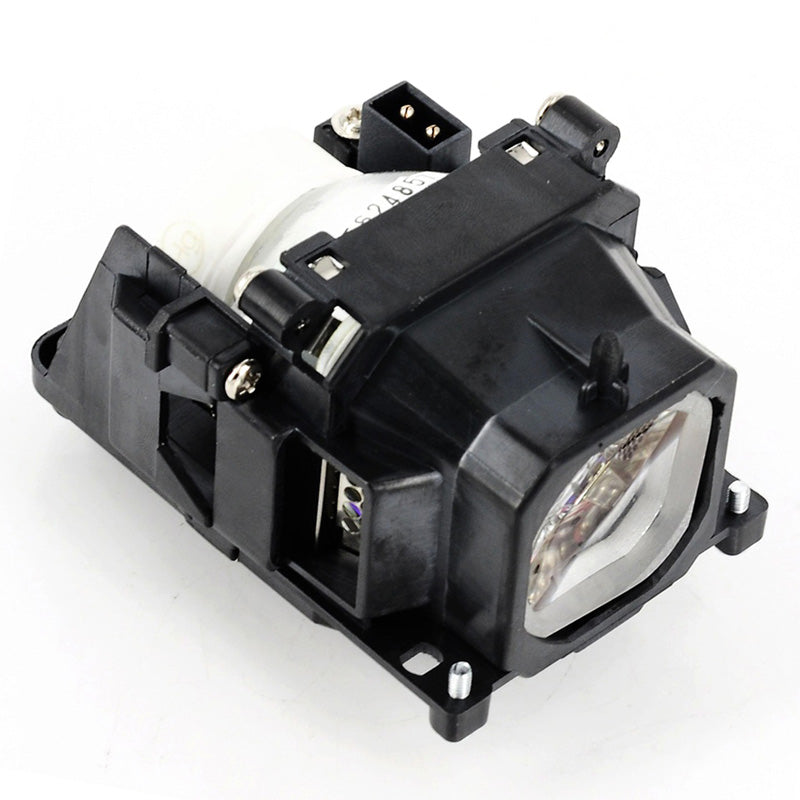 Panasonic PT-X321C Projector Housing with Genuine Original OEM Bulb