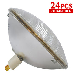 24 x Medium Flood lamp PAR 64 1000W PAR64 1000 FFR bulb