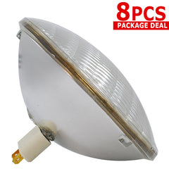 8x Medium Flood lamp PAR 64 1000W PAR64 1000 w FFR bulb