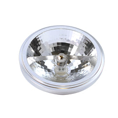BULBAMERICA 50w 12v PAR36 AR111 Flood 25 Halogen Bulb