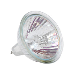 FNV Platinum MR16 50w 12V w/ Front Glass Flood WFL60 FG GU5.3 Halogen Light Bulb