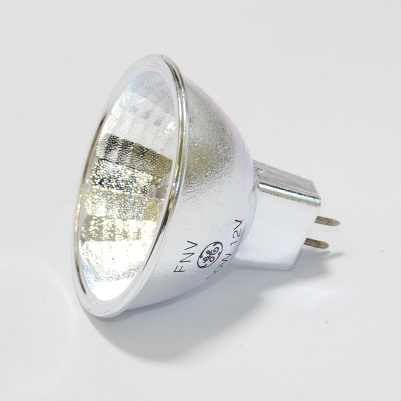 GE FNV 50W 12V MR16 Wide Flood Halogen Reflector Light Bulb
