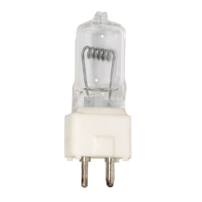 PLATINUM FTK 500w 120v GY9.5 2Pin Base Stage Studio Halogen Light Bulb