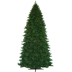Vickerman 15Ft. Green 9949 Tips Christmas Tree 3500 Clear Dura-Lit