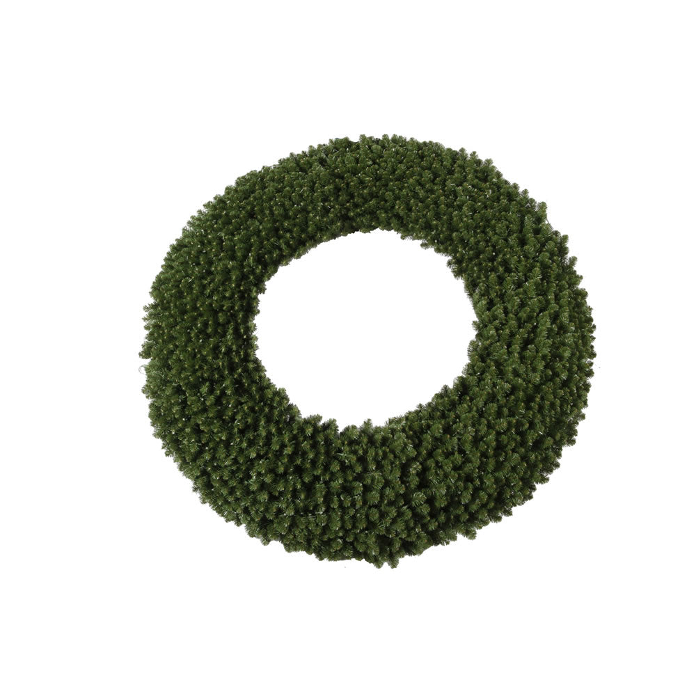 Vickerman 300in. Green 16200 Tips Wreath