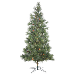 75Ft.  Redmond Spruce Full Green Christmas Tree350 Warm White Led Lights