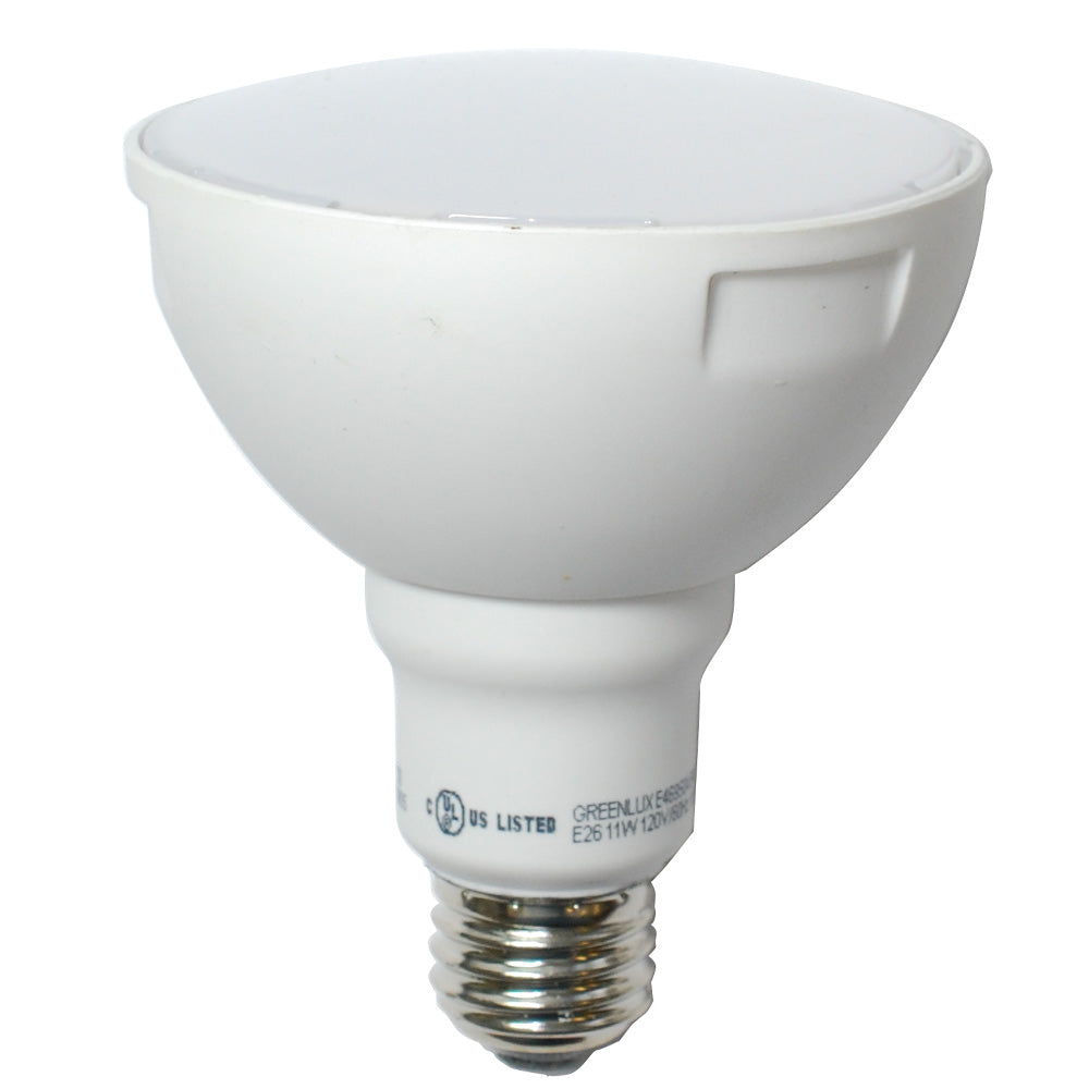 High Quality LED 11w Dimmable BR30 Soft White Light Bulb - 65w Equiv.
