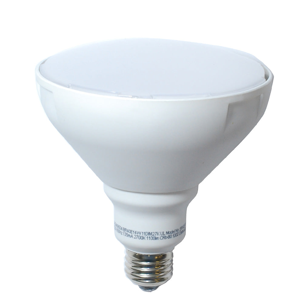 High Quality LED 14w Dimmable BR40 Daylight Light Bulb - 85w Equiv.