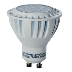 High Quality LED 7.5W GU10 MR16/PAR16 Daylight 650LM Flood Light Bulb