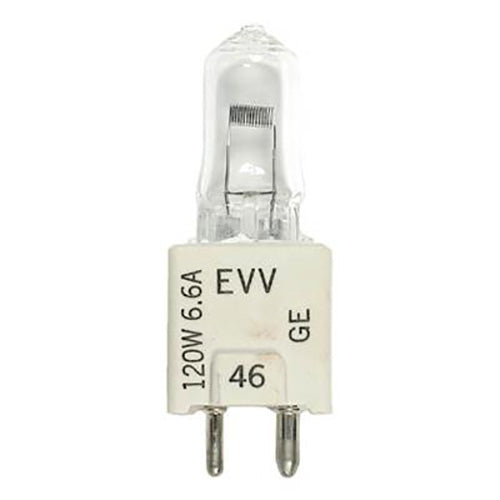 GE 10099 EVV 120w 6.6A GZ9.5 T4 Quartzline Airport and Airfield Halogen lamp