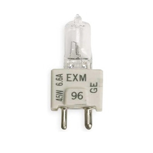 GE EXM 45W 6.6A GZ9.5 Airport and Airfield Halogen Quartzline lamp