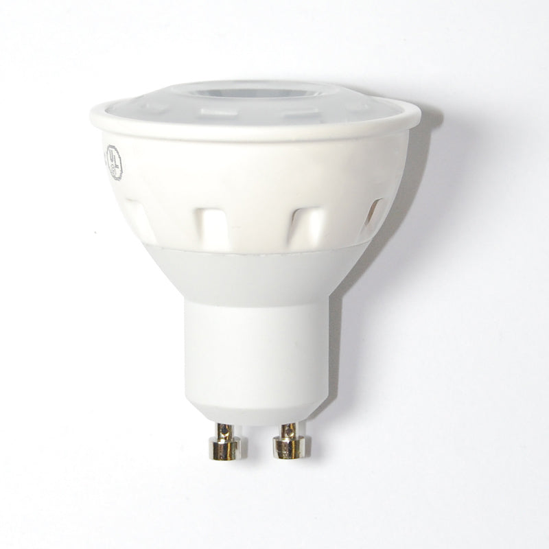 high quality led 6w gu10 mr16par16 cool white 400lm flood light bulb - Flood Light Bulbs