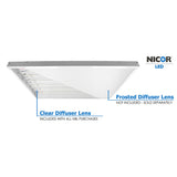 NICOR 150 Watt LED High Bay in 5000K_3