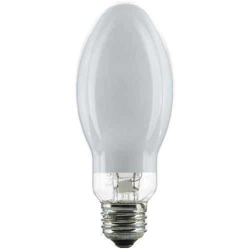 SUNLITE 100w MV100/DX/MED, ED17 base Coated mercury vapor bulb