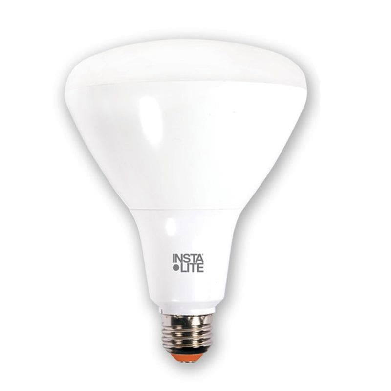 InstaLite 17W BR40 Dimmable LED 2700K Light Bulb