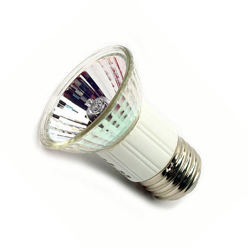 USHIO 100w 120v MR16 E26 medium base FL20 halogen bulb