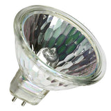 USHIO FMW 35w 12v WFL60 w/ Front Glass FG MR16 REFLEKTO flood halogen light bulb