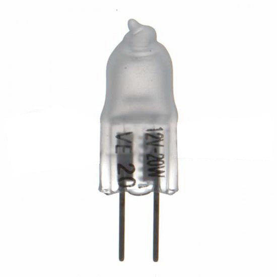 USHIO JC10w 12v G4 base Frosted Halogen Lamp