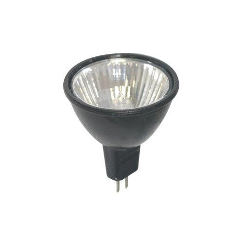 SUNLITE 20w FTD 12v MR11 Flood Black Back Bulb