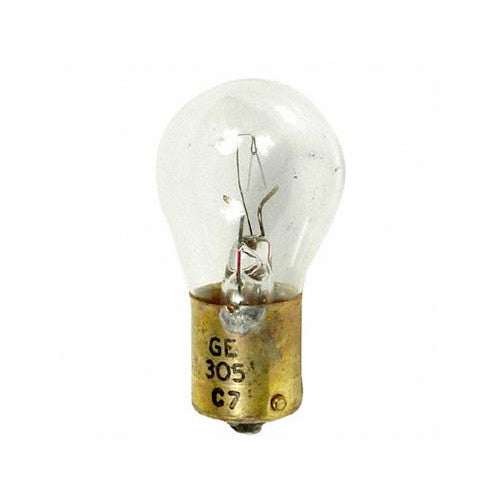 GE 305 - 26143 14w S8 28v Low Voltage Aircraft Light bulb