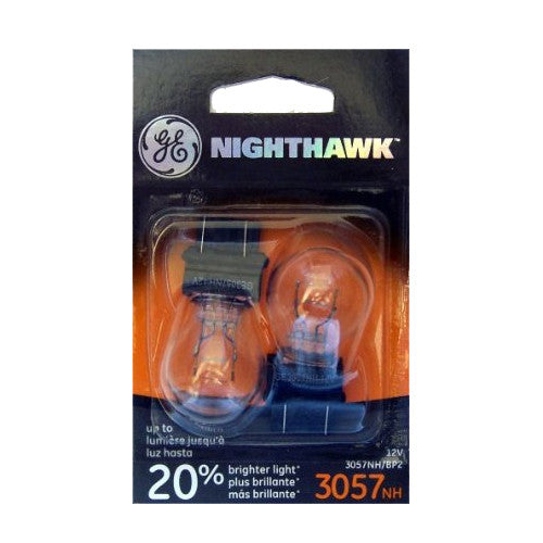 GE 3057NH 27w 12.8v S8 Automotive Lamp - 2 Bulbs