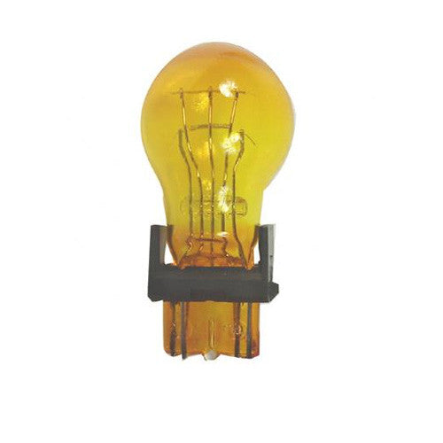 GE 17173 3157 NA - Amber 27w S8 12.8v Wedge Automotive Miniature Light Bulb