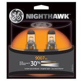 GE 9007 NH - NIGHTHAWK 65w 12.8v T4.75 Automotive lamp - 2 bulbs