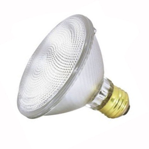 GE 50w PAR30 lamp 110v Narrow Flood NFL 24 Halogen Bulb