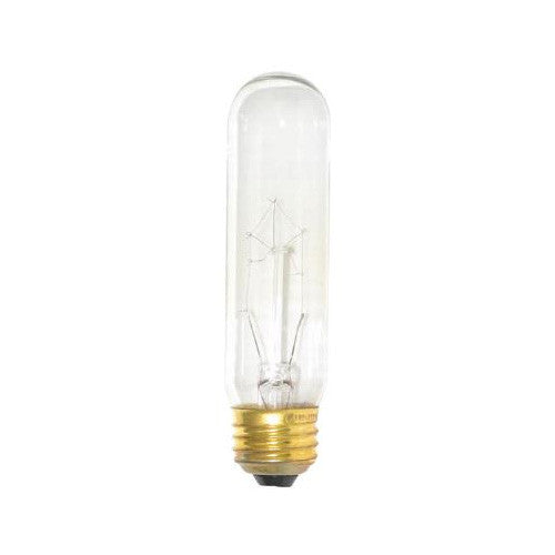 SUNLITE 60w T10 120v Medium Base Clear Bulb