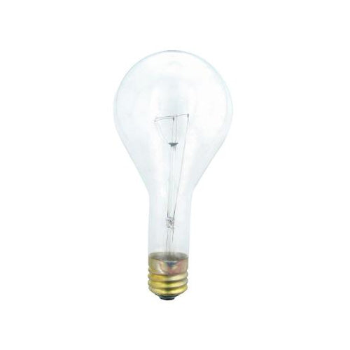 SUNLITE 500w A/CL 130v Mogul Base Clear Bulb