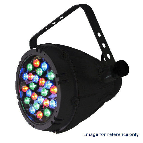 Optima Black Iled 24 Outdoor Indoor Color Changing Led
