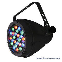 OPTIMA Black ILED-24 Outdoor/Indoor Color Changing LED