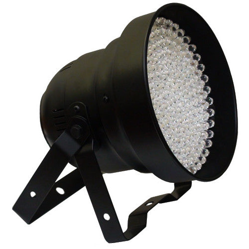 OPTIMA PAR64 LED Black CAN 5 Channel DMX-512 full RGB and Sound Activated