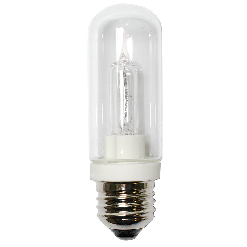 Sunlite 100w 120v JDD T10 Double Envelope Clear 3200k Halogen Light Bulb