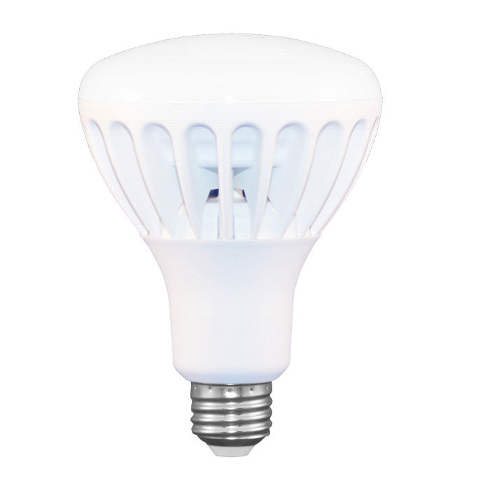 Kobi 75W R30 Equal - 17W R30 Dimmable LED Cool White Light Bulb