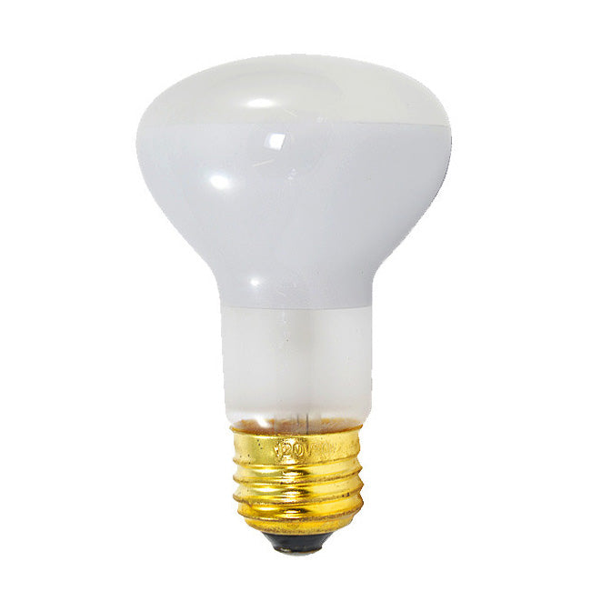 LuxRite 50W 120V R20 Incandescent Flood Light Bulb
