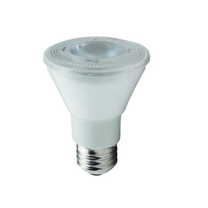 LUXRITE 8W 6500K FL25 PAR20 Dimmable LED Light Bulb