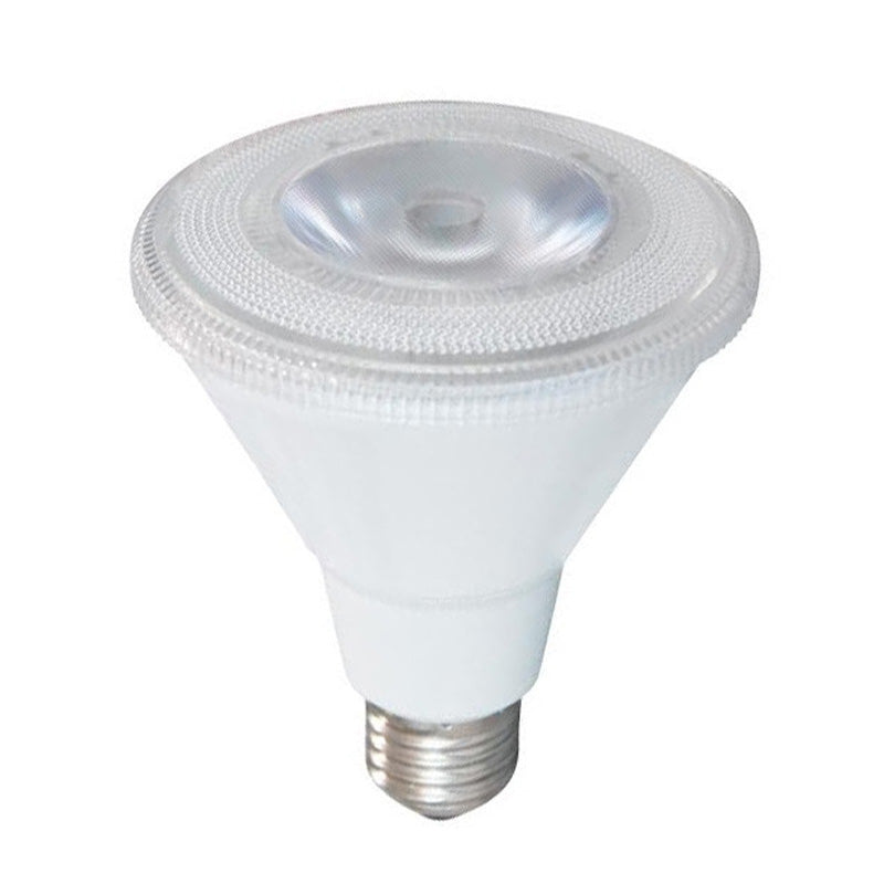 LUXRITE LED 15W PAR30 Flood 40 Dimmable E26 3000K Light Bulb