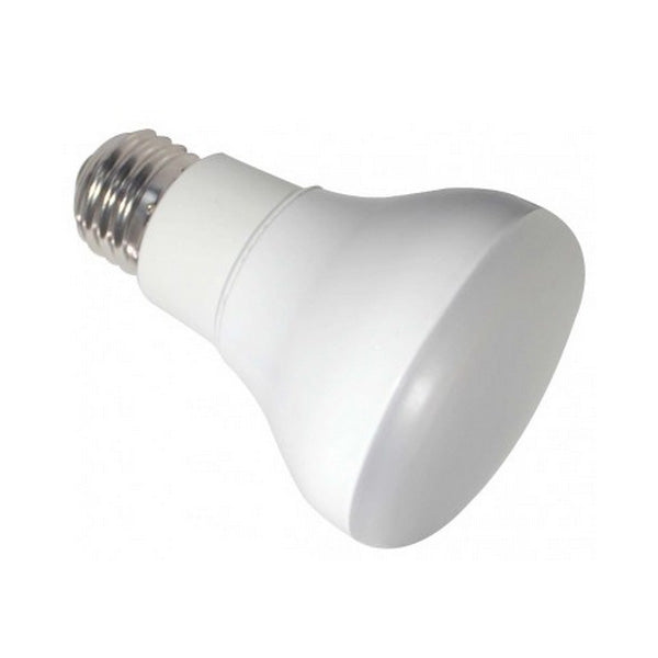 Luxrite 8W BR20 Dimmable LED Cool White 4000K Light Bulb - 45w equiv.