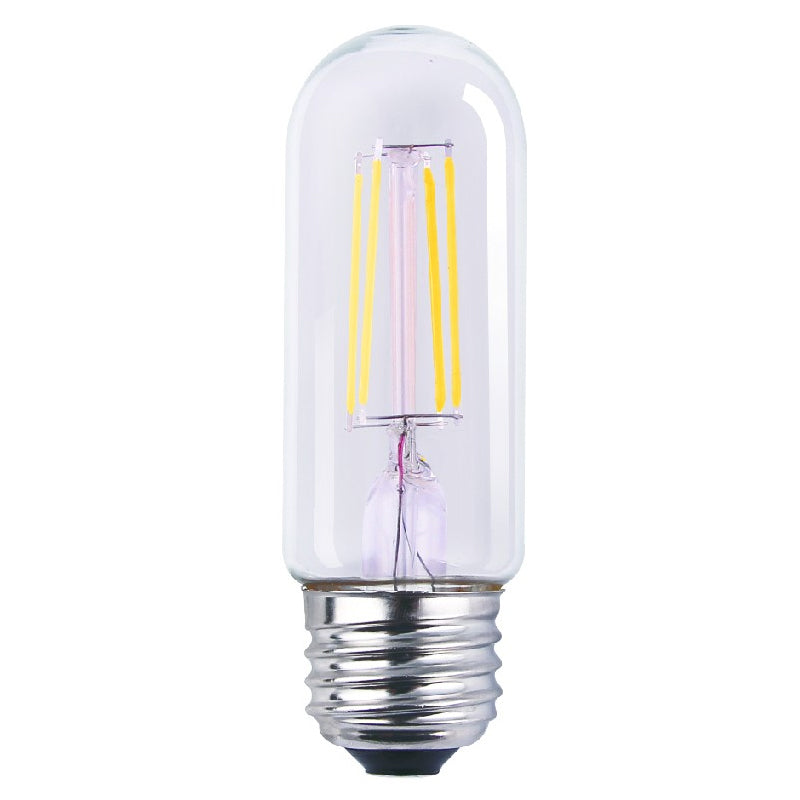 Luxrite Antique Filament LED 4 Watt 2700K E26 Medium base T10 Light Bulb