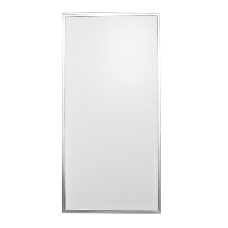 Luxrite 72w 2x4 LED Flat Panel - 3500k Natural Light Dimmable